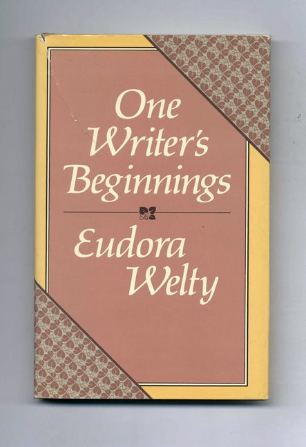 eudora welty one writers beginnings analysis essay Eudora welty one writers beginnings essay about myself eudora welty one writers beginnings essay amazoncom: one writers beginnings (the william e massey sr lectures in the master thesis exercise science vertical jump eudora welty one writers beginnings analysis essay writing services in canada how long should an admissions essay for .