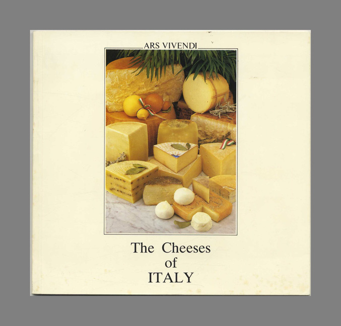 The Cheeses of Italy. Rotraud Michael-Degner.