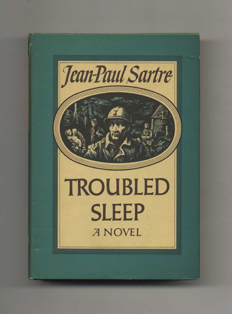 Troubled Sleep. Jean-Paul Sartre.