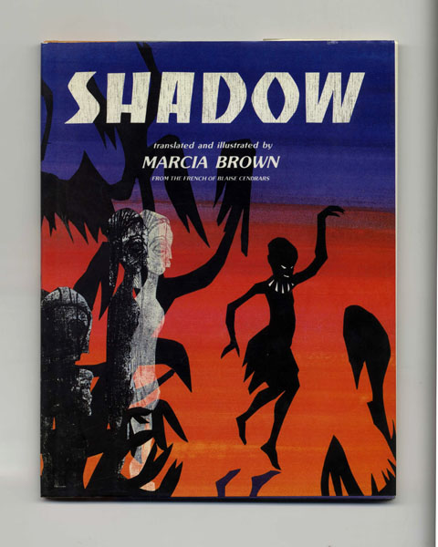 Shadow - 1st Edition/1st Printing. Blaise Cendrars.
