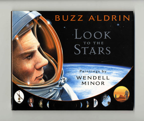 Look To The Stars - 1st Edition/1st Printing. Buzz Aldrin.