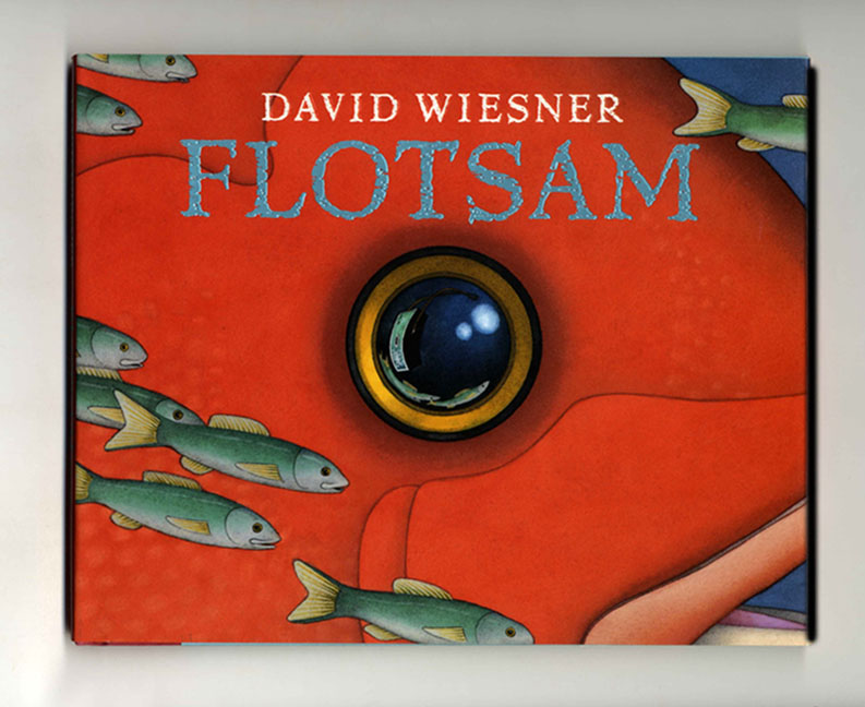 Flotsam - 1st Edition/1st Printing | David Wiesner | Books Tell You Why, Inc