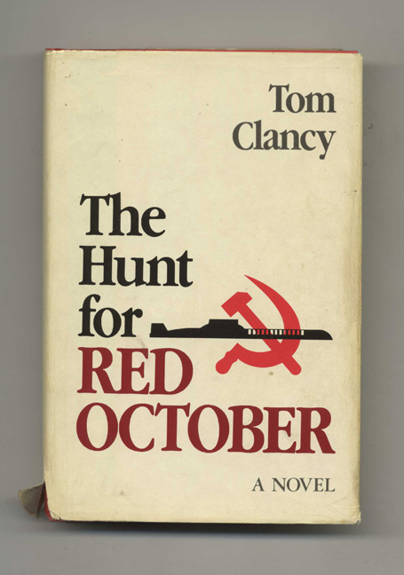 The Hunt For Red October by Tom Clancy on Books Tell You Why, Inc