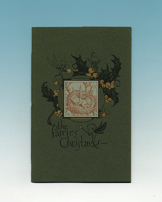 The Fairies' Christmas - 1st Edition/1st Printing. Charles Van Sandwyk.