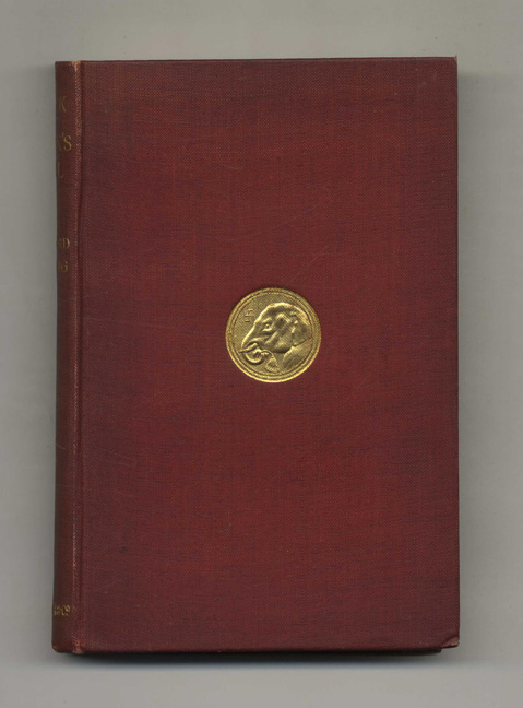 Puck of Pook's Hill - 1st Edition. Rudyard Kipling.