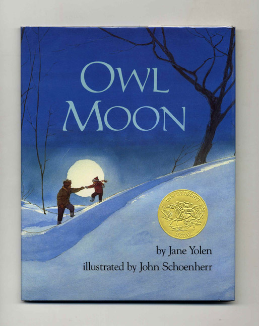 Owl Moon. Jane Yolen.