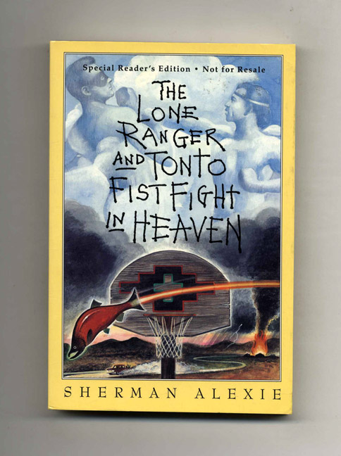 the lone ranger and tonto fisfight by sherman alexie essays Sean's portfolio: essay #1 essay #1  these two types of figurative language can be found in sherman alexie's collective book the lone ranger and tonto.