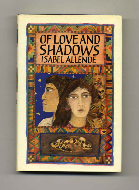 Of Love And Shadows. Isabel Allende.