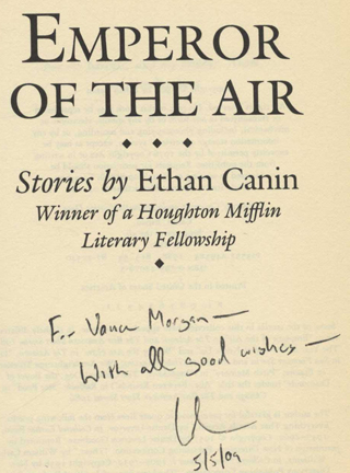 ethan canin emperor of the air