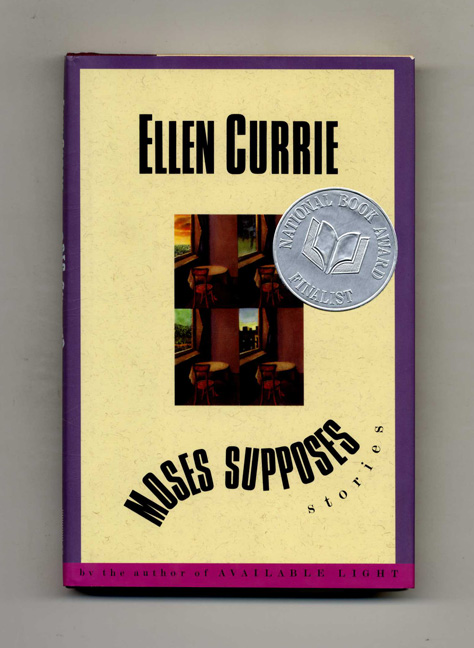 Moses Supposes 1st Edition1st Printing Ellen Currie Books