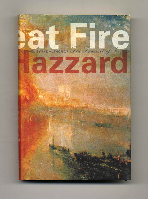 The Great Fire - 1st Edition/1st Printing. Shirley Hazzard.