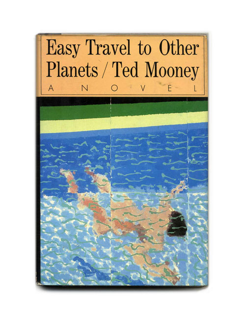 Easy Travel to Other Planets - 1st Edition/1st Printing. Ted Mooney.