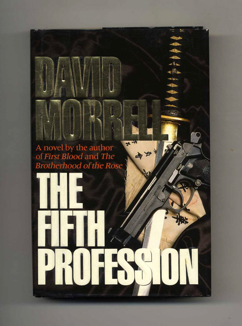 The Fifth Profession - 1st Edition/1st Printing. David Morrell.