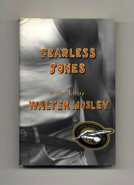 Fearless Jones - 1st Edition/1st Printing. Walter Mosley.