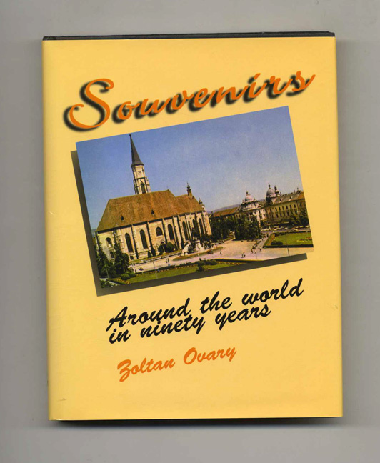 Souvenirs - 1st Edition/1st Printing. Zoltan Ovary.