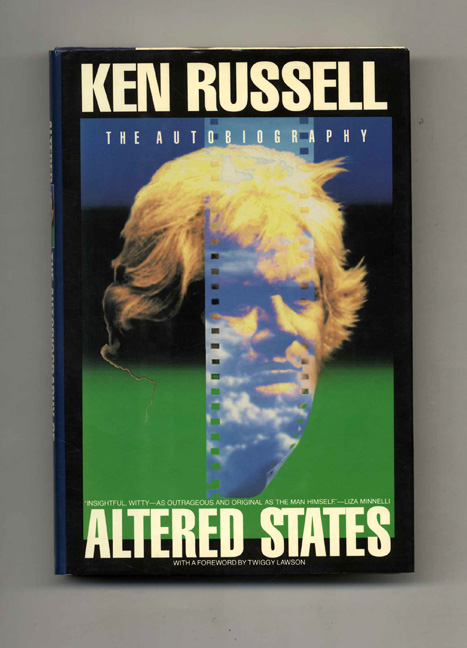 Altered States - 1st US Edition/1st Printing. Ken Russell.