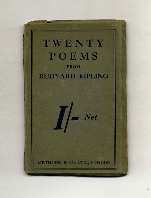 Twenty Poems. Rudyard Kipling.