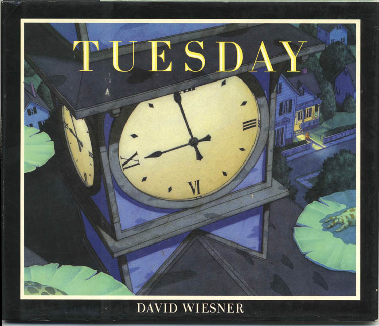 Tuesday - 1st Edition/1st Printing. David Wiesner.