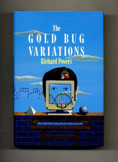 The Gold Bug Variations - 1st Edition/1st Printing. Richard Powers.