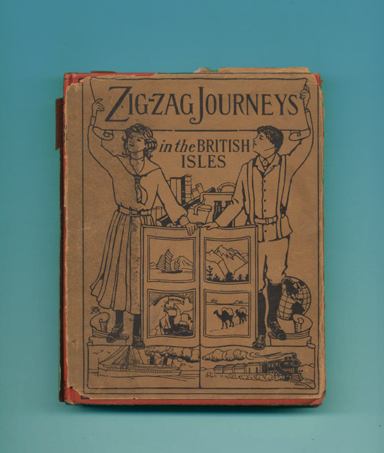 Zig-Zag Journeys In The British Isles; Or, Vacation Rambles In Historic Lands. Hezekiah Butterworth.