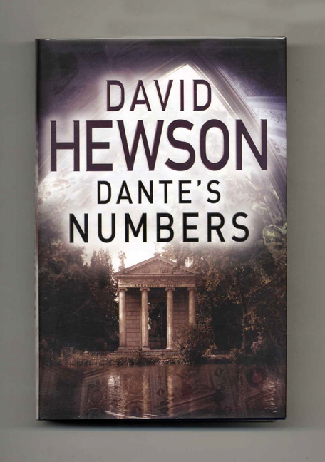 Dante's Numbers - 1st Edition/1st Impression. David Hewson.