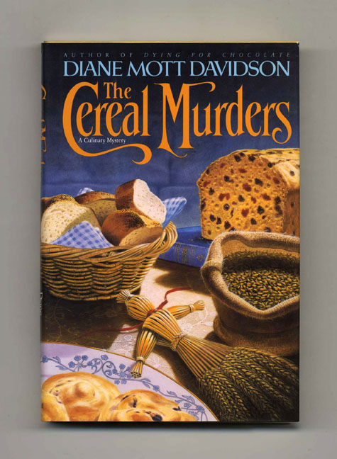 The Cereal Murders - 1st Edition/1st Printing. Diane Mott Davidson.