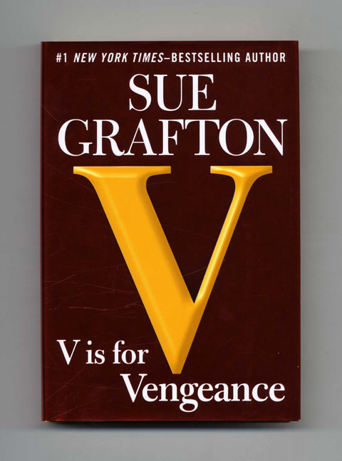 V Is For Vengance - 1st Edition/1st Printing
