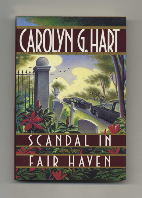Scandal in Fair Haven - 1st Edition/1st Printing. Carolyn G. Hart.