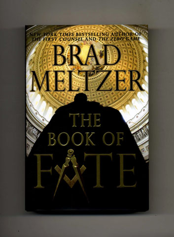 The Book of Fate - 1st Edition/1st Printing. Brad Meltzer.