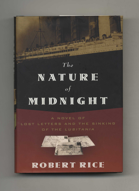 The Nature of Midnight - 1st Edition/1st Printing. Robert Rice.