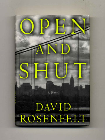 Open and Shut - 1st Edition/1st Printing