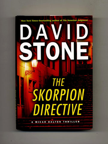 The Skorpion Directive - 1st Edition/1st Printing