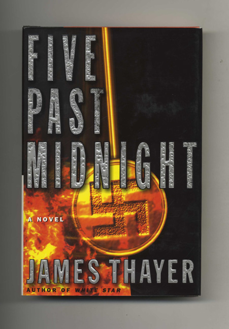 Five Past Midnight: A Novel - 1st Edition/1st Printing. James Thayer.