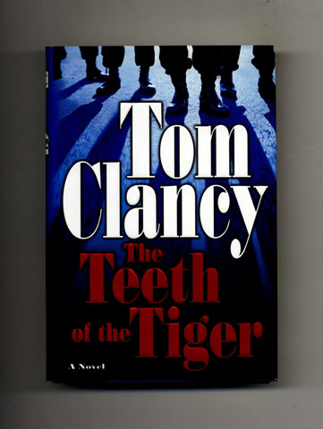 The Teeth of the Tiger -1st Edition/1st Printing. Tom Clancy.