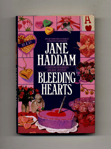 Bleeding Hearts -1st Edition/1st Printing