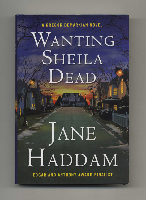 Wanting Sheila Dead - 1st Edition/1st Printing. Jane Haddam, pseud. of Orania Papazoglou.