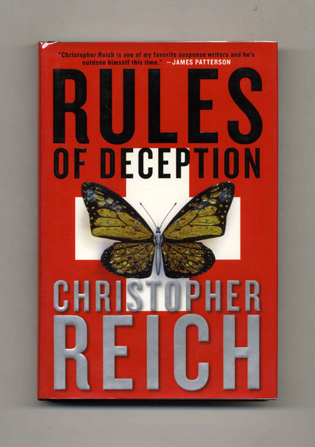 Rules of Deception - 1st Edition/1st Printing. Christopher Reich.
