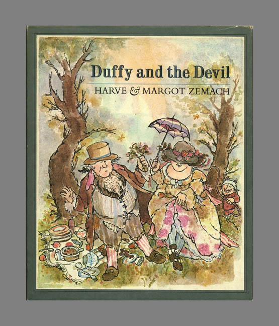 Duffy And The Devil - 1st Edition/1st Printing. Harve and Margot Zemach.