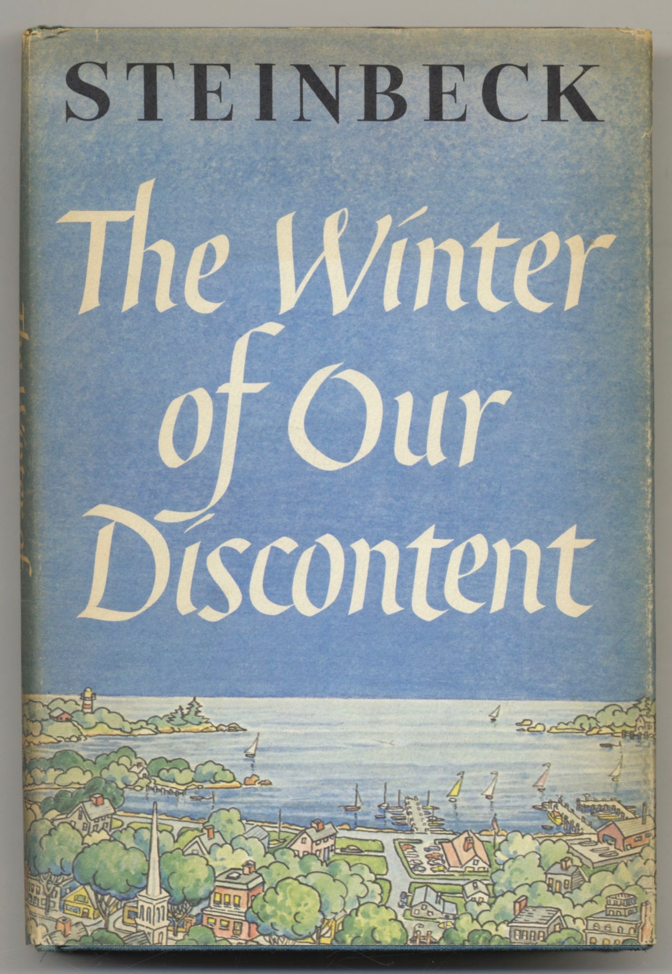 The Winter Of Our Discontent - 1st Edition/1st Printing. John Steinbeck.