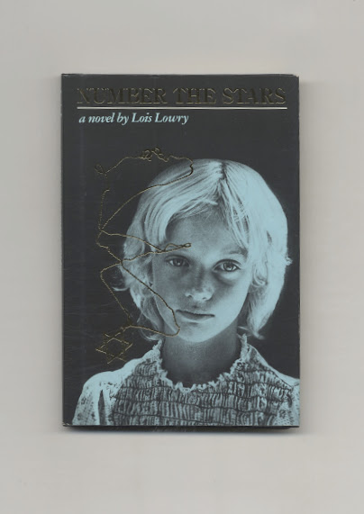 Number The Stars First Edition/first Printing. Lois Lowry.