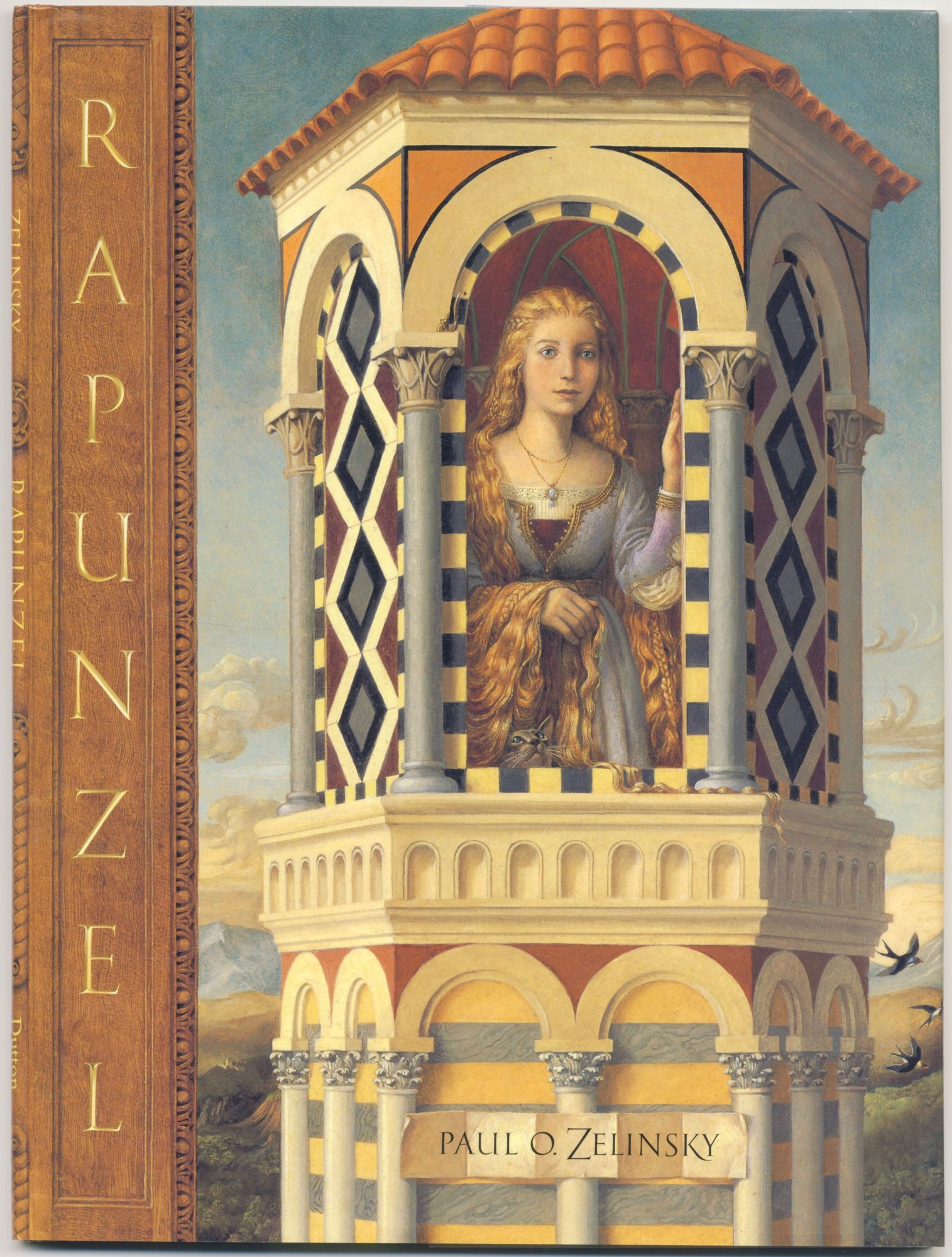 Rapunzel - 1st Edition/1st Printing. Paul O. Zelinsky.