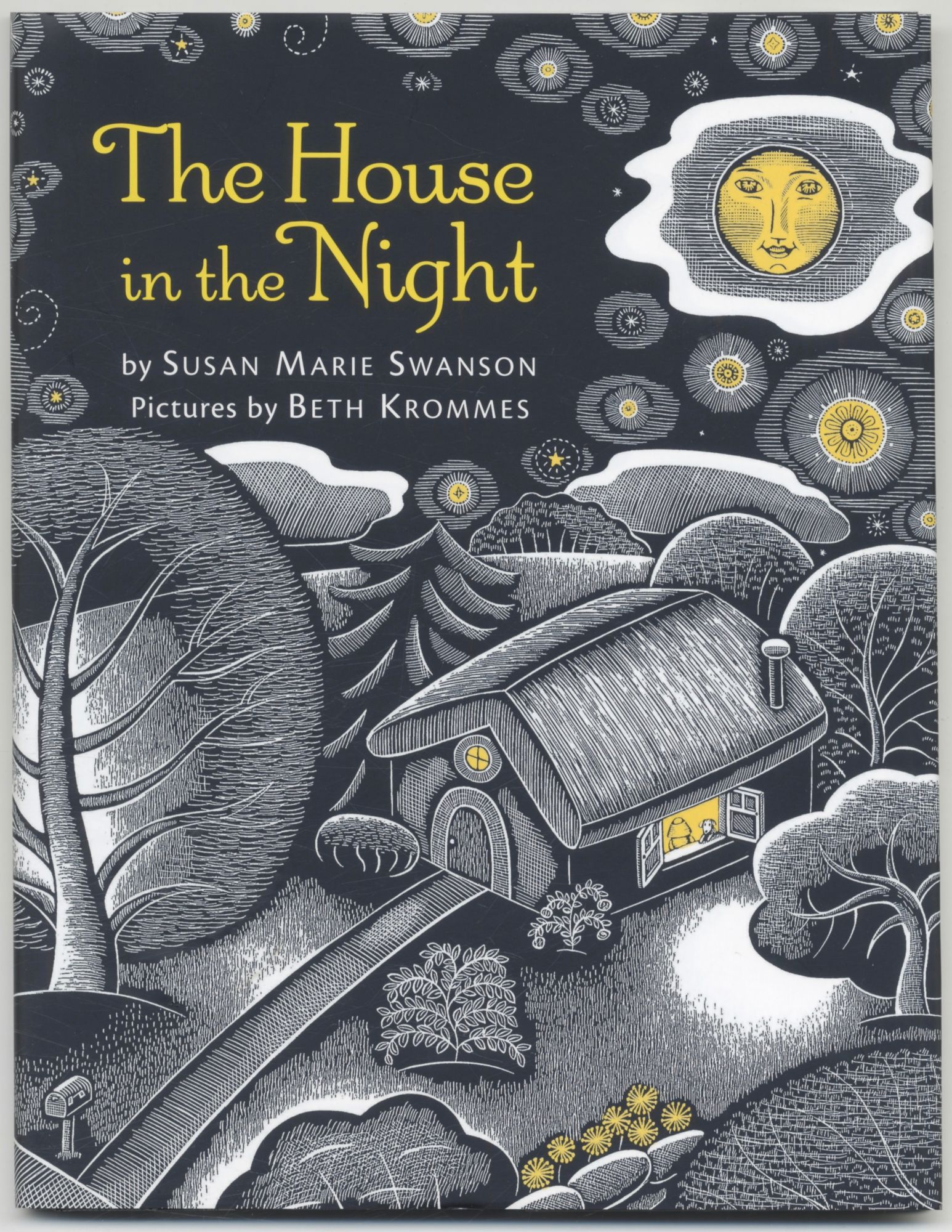 The House In The Night - 1st Edition/1st Printing. Susan Marie Swanson.