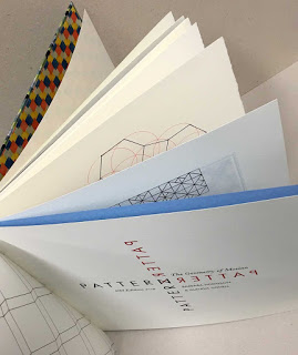 PatternPattern: The Geometry Of Motion - 1st Edition/1st Printing. Barbara Hodgson, Claudia Cohen.