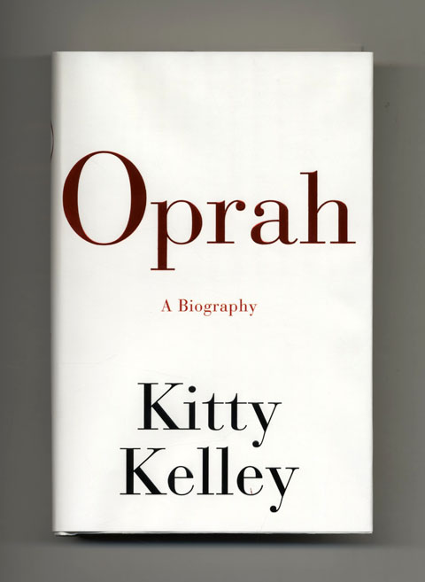 Oprah - 1st Edition/1st Printing. Kitty Kelley.