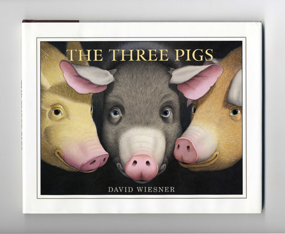 The Three Pigs. David Wiesner.