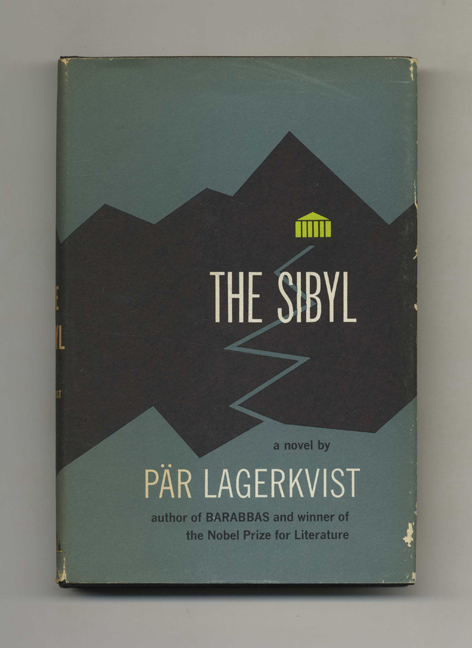 The Sibyl - 1st US Edition/1st Printing. Pär Lagerkvist.