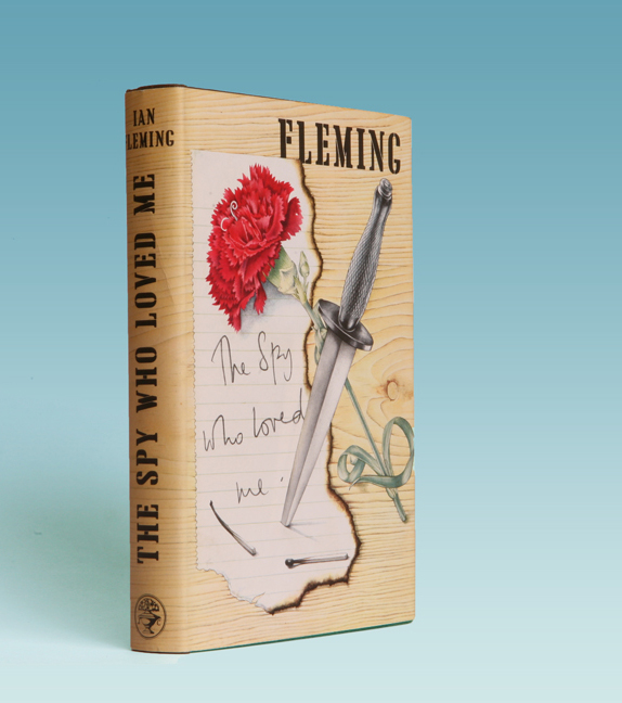 The Spy Who Loved Me - 1st Edition/1st Printing. Ian Fleming.
