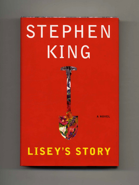 a book report on liseys story a novel by stephen king Hodder & stoughton, jul 12, 2007 - fiction - 704 pages  review of lisey's story  written by stephen king the book peaked my interest given it was a love story.