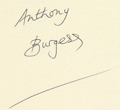 The Kingdom of the Wicked - 1st Edition/1st Printing. Anthony Burgess.