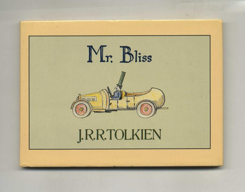 Mr. Bliss - 1st Edition/1st Impression. J. R. R. Tolkien.